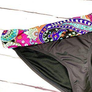 Kenneth Cole Multicolor Swimsuit Bottoms NWT Sz. M
